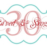 30savedandsingle-logo